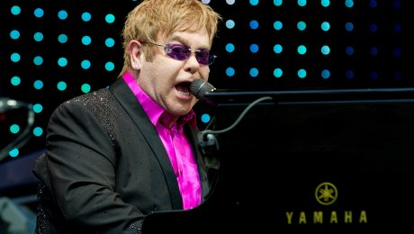 Elton John at Proact Stadium