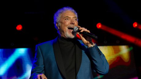 Tom Jones at Proact Stadium
