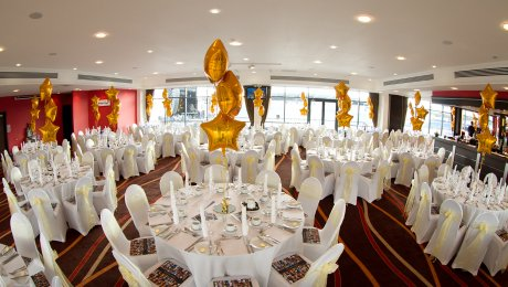 Proms and Parties at Chesterfield FC