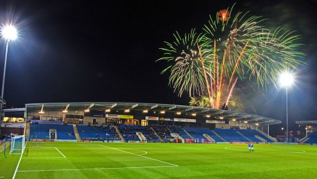 New Year's Eve 2018 at Proact Stadium