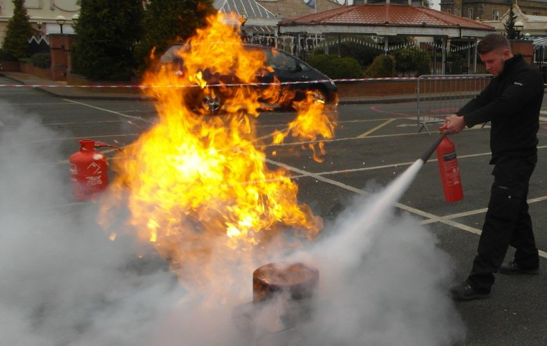 Could a lack of fire training in your business be risking lives?