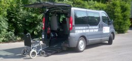 Wheelchair Accessible Vehicles For Hire