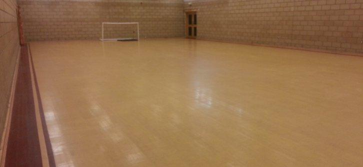Bullcroft - Sports Hall