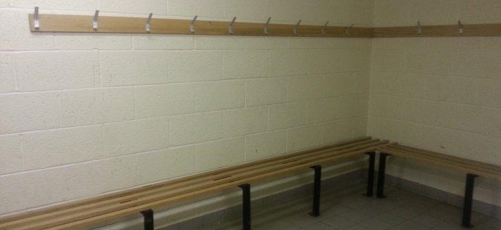 Bullcroft - Changing room facilities