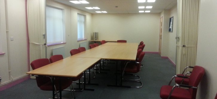 Bullcroft - Training and meeting room space