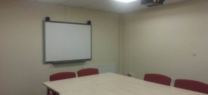 Bullcroft - Meeting/training space with IT Equipment