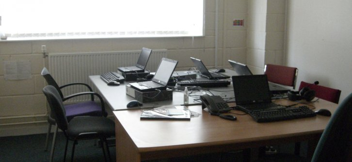 Bentley - Office and training space