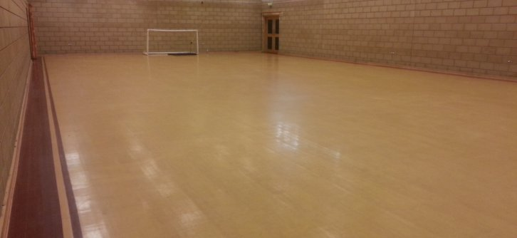 Sports Hall - Available for hire