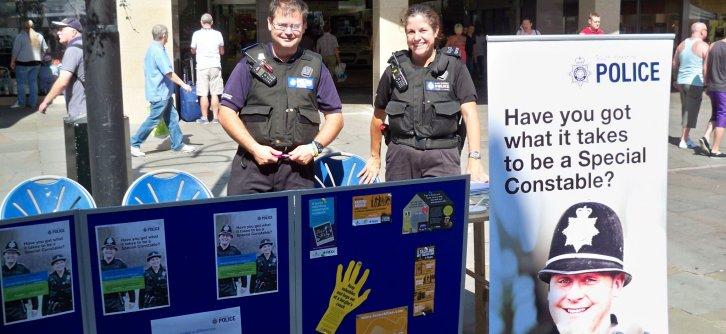 Jobs Fair 2013 - South Yorkshire Police