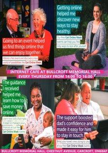 2016 Internet Cafe and UK Online Week