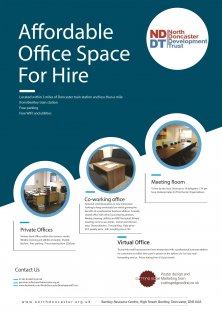 Affordable office and meeting room space at Bentley Resource Centre