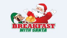 Are you ready for breakfast with Santa?