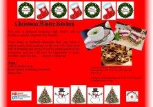 Bullcroft's Christmas Winter Kitchen