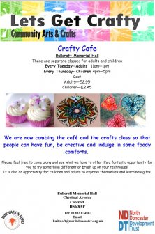 Crafty Cafe