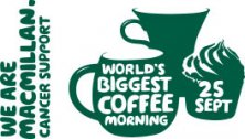 MacMillan Coffee Morning - Bullcroft Memorial hall