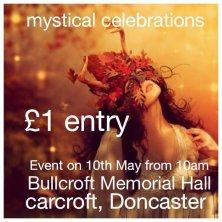 Mystical Celebrations Event - Bullcroft Memorial Hall