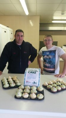 One Stop supports Bullcroft coffee morning
