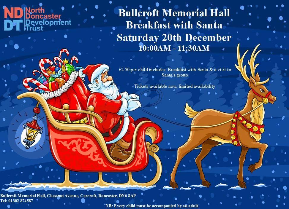 Christmas Festivities On The Way At Bullcroft