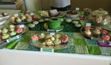 A big thank for money raised for Macmillan