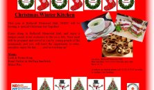 Bullcroft's Christmas Winter Kitchen