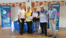 Healthwatch Micro-Grants Ceremony