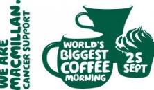 MacMillan Coffee Morning - Bullcroft Memorial hall