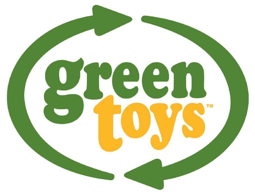 Green Toys Tea01r Tea Set Kids Kitchen Toys Pretend Play For Indoor