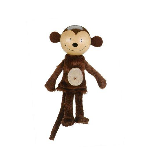 Fiesta Crafts Finger Puppet - Monkey - G-1010