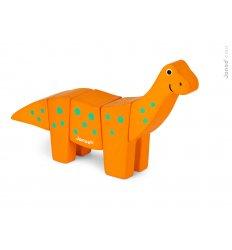 Janod Funny Kit - Wooden Brachiosaurus -