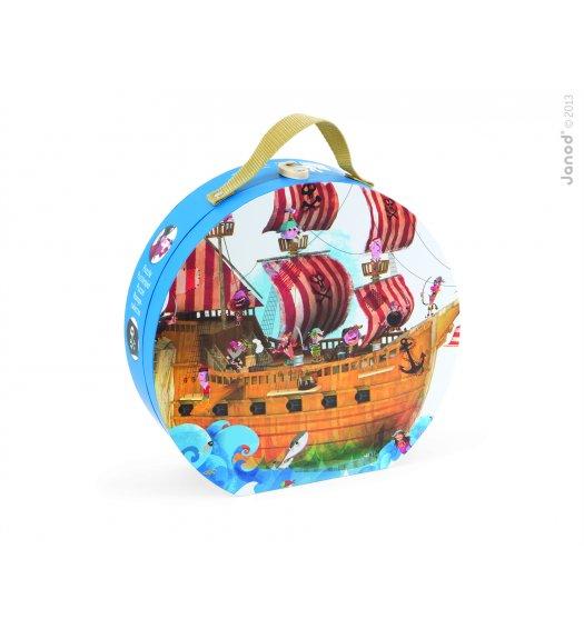 Janod Giant Puzzle - Pirates - 02819