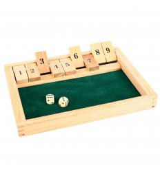 Bigjigs Shut the Box -