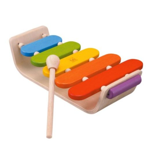 PlanToys Oval Xylophone - 6405