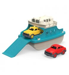 Ferry Boat with Cars - Green Toys - GTFRBA1038
