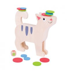 Bigjigs NEW Stack a Cat -