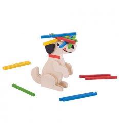 Bigjigs NEW Stack a Stick (Dog) -