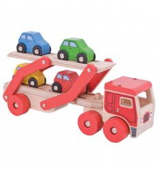 Bigjigs Transporter Lorry - BJ797