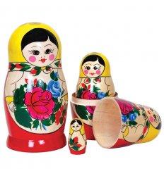 Tobar Russian Doll - 5 Nest - 02037