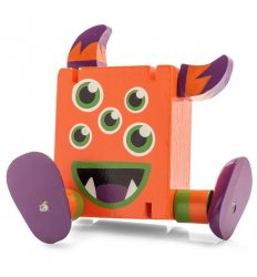 Tobar Wooden Flexi Monster  -