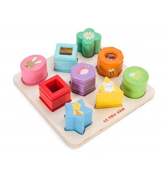 Le Toy Van Petilou sensory Shapes - PL089