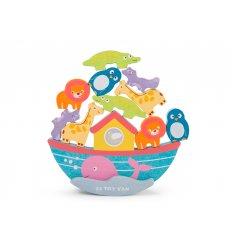 Le Toy Van Noah's Balancing Ark -
