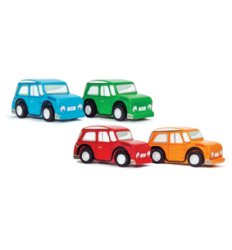 Le Toy Van Whizzy Pull-Back Car -