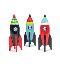 Le Toy Van Space Rocket -