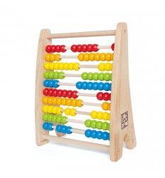 HAPE Rainbow Bead Abacus - E0412