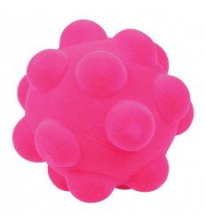 Rubbabu Bumpy Ball (Pink) -