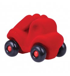 The Little Rubba Fire Engine (Red) -