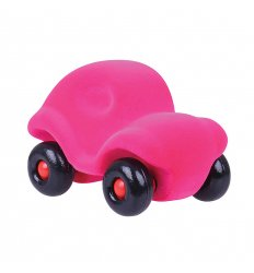 The Little Rubbabu Car (Pink) -
