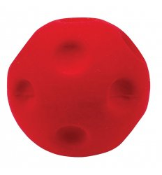 Rubbabu Crater Ball (Red) -