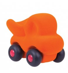 The Micro Cleanupper Dump Truck (Orange) -
