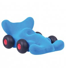 Rubbabu The Micro Modena Racer (Blue) -