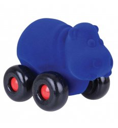 Aniwheelies Hippo (Blue) -